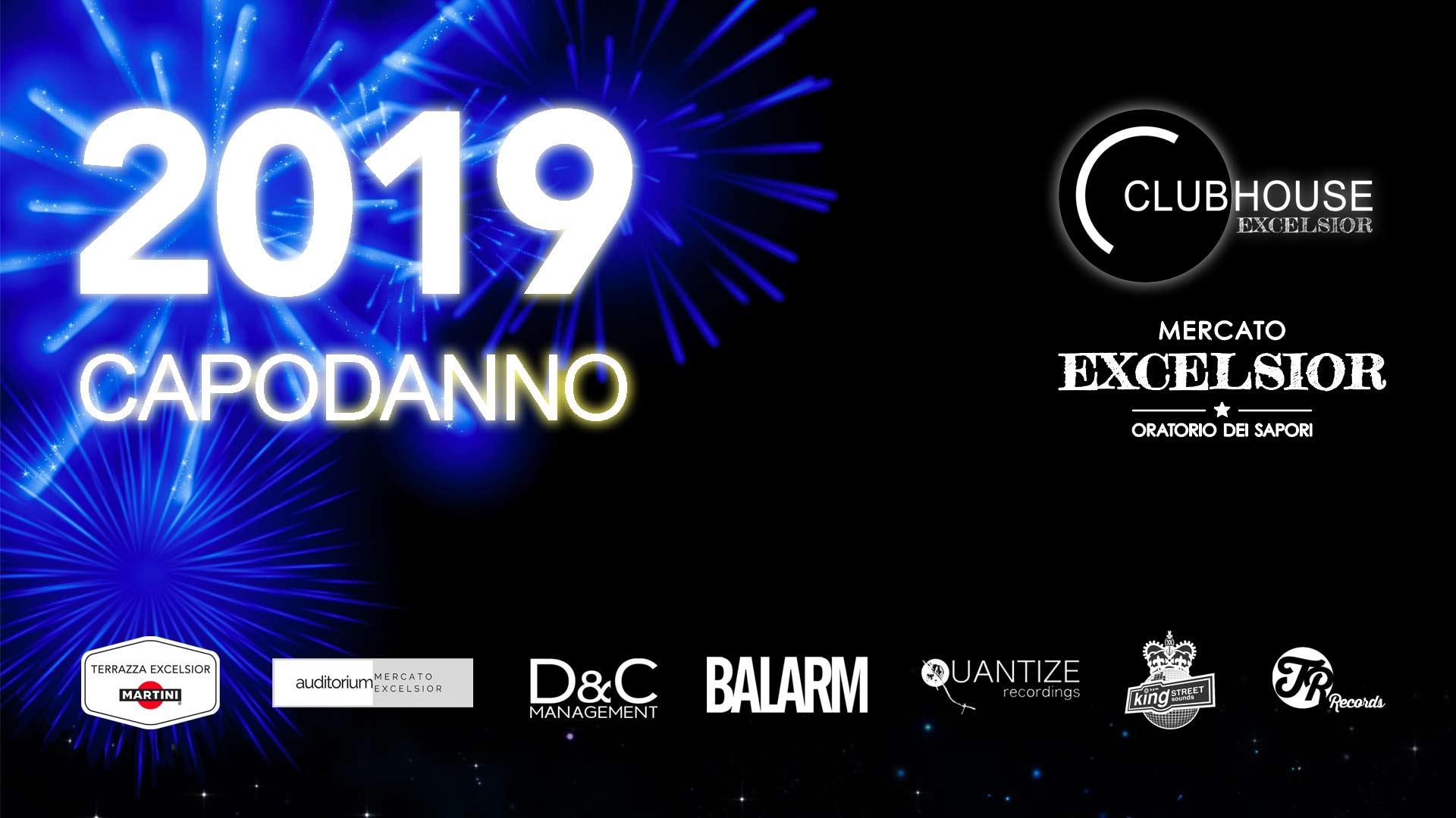 Capodanno 2019 Palermo Mercato E Club House Excelsior Mercato Excelsior